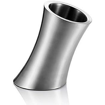 """0,7 Liter Edelstahl Rostfrei matt X /"""" home /"""" Terrinenform 30 cm"""