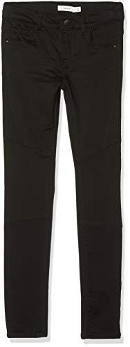 NAME IT Mädchen Hose NKFPOLLY TWITINNA Pant BT NOOS, Schwarz (Black), (Herstellergröße:158)