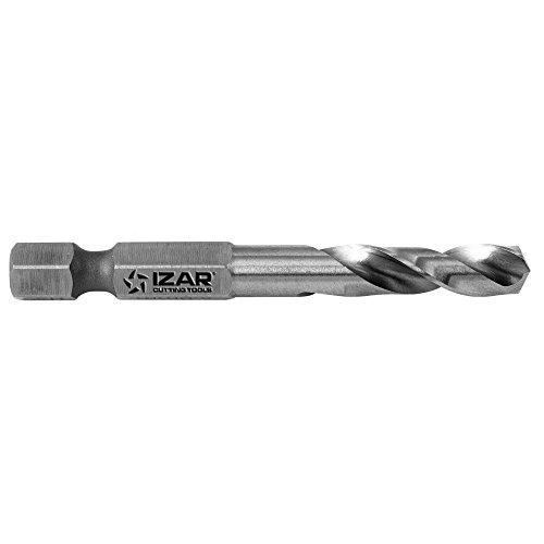 Izar 15906HSS für Metall HSS Sechskant 1/4DIN E6.3Metall 8,00mm