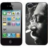 Snoop Dogg Zigarettenpapier, Löwen-Hülle für iphone 4 4s &- 1 Hartschalen-Schutzhülle für apple iphone - Iphone Telefon-abdeckungen 4s