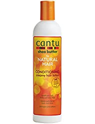Cantu Shea Butter for Natural Hair Creamy Hair Lotion, 12 Ounce by Cantu