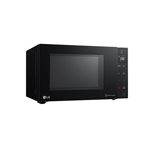 LG MH6565CPS Forno Microonde con Grill Capacità 25 Litri