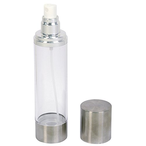 Equinox 505433 Vaporisateur Huile et Vinaigre Inox/Acrylique Transparent