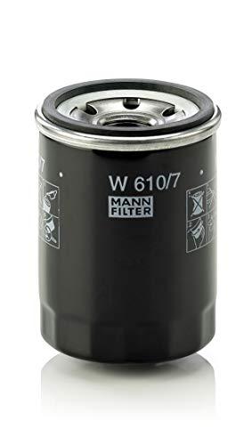 Original MANN-FILTER Ölfilter W 610/7 - Für PKW