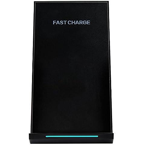 unitedplug antiscivolo Pad Caricabatterie Wireless Qi per Samsung Android