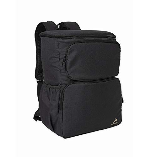 Posloc 30 Dosen Kühltasche Rucksack Isoliert Wasserabweisend für Laptop,Auslaufsichere Kühltasche für EIS,Multifunktions-Leichtgewicht-Rucksack,Ideal für Camping,Angeln,Strandreise,tägliche Benutzung