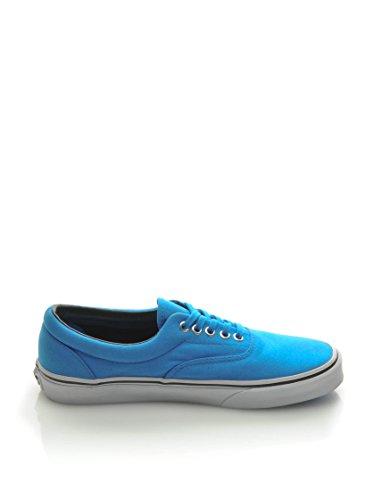 Vans Unisex Era Bril, Baskets Basses Homme Bleu