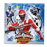 Power Rangers Operation Overdrive Luncheon Napkins - Pack of 20
