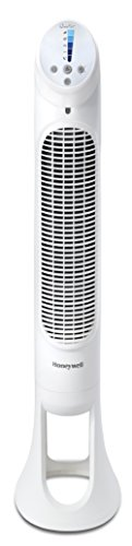 Honeywell HYF260E4 QuietSet Tower Fan, Ultra Quiet, Powerful, with Remote Control