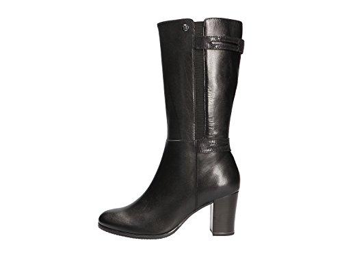 Caprice 25346, Bottes Classiques Femme Noir