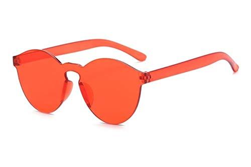 Sonnenbrillen New Rimless Vintage Round Mirror Sunglasses Women Luxury Brand Original Fashion Sun Glasses Gafas Oculos De Sol C4