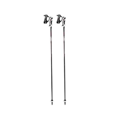 LEKI Erwachsene Skistock Hot Shot S, Black, 130
