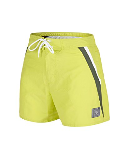 "Speedo Herren Badeshort Retro Leisure 14"" Watershort von Speedo Grün"