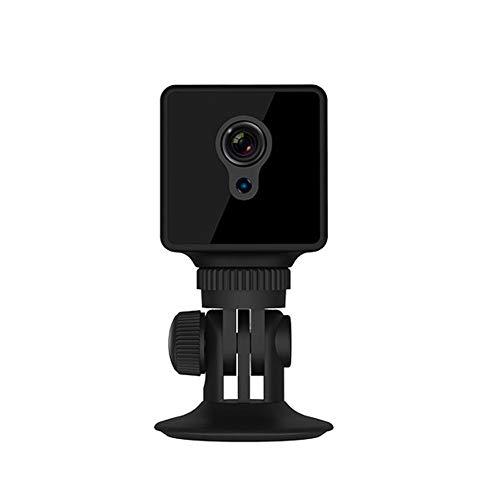 XIAOYUB Versteckte Kamera-Minispion-Kamera, Volle Drahtlose WiFi-Spion-Kamera Hd/Kleine Innenkamera-Nachtsicht-Lange Bereitschaft -