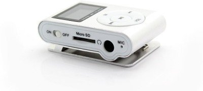 Captcha Digital MP3 Player with HD LED Torch Functionality