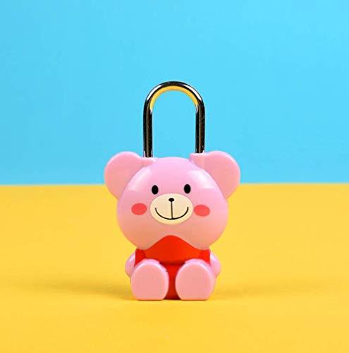 SZWIYO Cartoon Passwortsperre Mode Mini Niedlichen Cartoon Koffer Reißverschluss Alle Metall Kleinen Vorhängeschloss