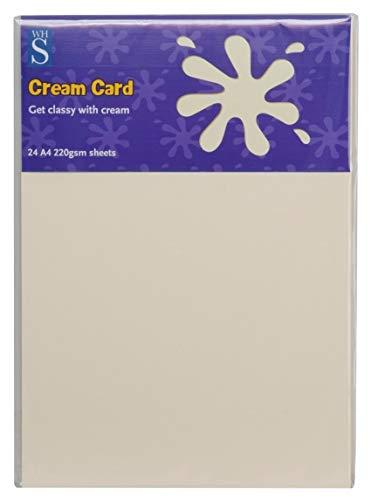 Whsmith Let' s create crema di 24fogli di carta