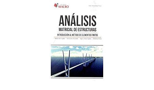 Analisis Matricial Estructuras por Alder Quispe