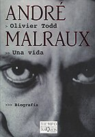 Portada del libro André Malraux. Una vida (Volumen Independiente)