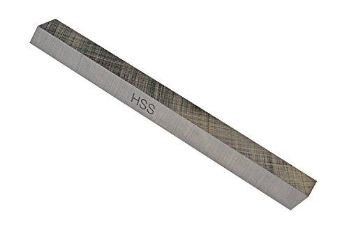 HSS Drehstahl Messer für Drehbank Rohlinge drehen 10x10x100mm
