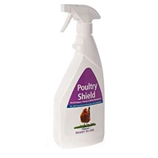Biolink – Poultry Shield Low Odour Sanitiser (Ready To Use) x Size: 750 Ml Spray 31szEPHEJ9L