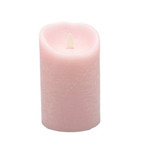 LUMINARA S LED Vela Rose Pink / fragancia: Rose 5 pulgadas [LM101-PK] (jap?n importaci?n)