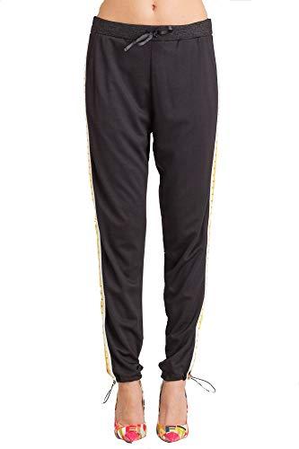 Jo Femme L Jeans Liu Pantalon Noir m8N0nwvO