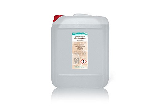 Fluid-Tec 1 x 5 Liter Flüssig Entkalker für Kaffeevollautomaten/Kaffee-Maschine I...