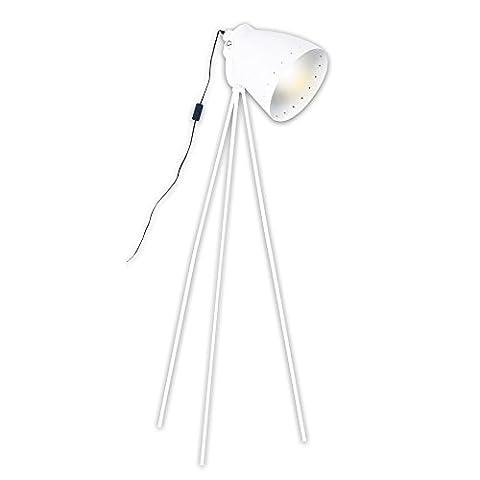 Sehr schöne XL Stehlampe in modernem Design