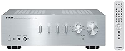 Yamaha A-S301 Amplificatore Integrato, Argento in offerta - Polaris Audio Hi Fi