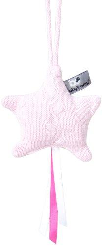 Baby's Only - Stella da appendere realizzata a maglia