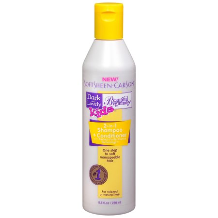 Dark and Lovely Kids 2-in-1 Shampoo + Conditioner 250ml