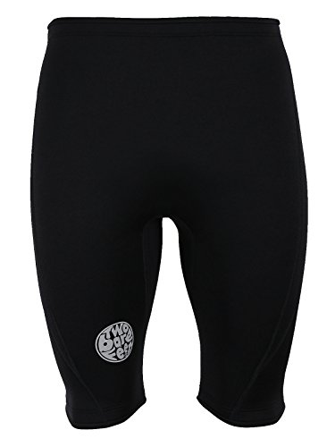 Mens HERITAGE 3mm Wetsuit Shorts Surf Neoprene Water Sport Shorts
