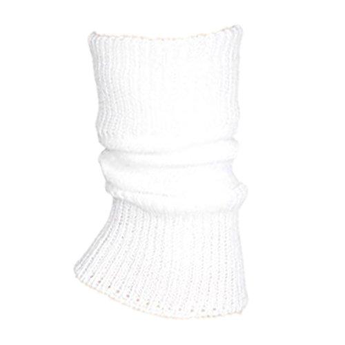 StarliteDamen Stulpe Weiß Weiß (Arm-stulpen Weiße)
