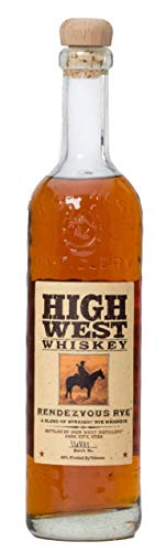 Whisky - High West Rendezvous Rye 70 cl