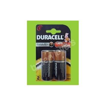 Duracell LR14 C Size Alkaline Battery (2 Pieces)