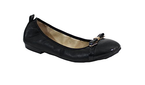 By Shoes - Ballerine Souple Style Cuir - Femme