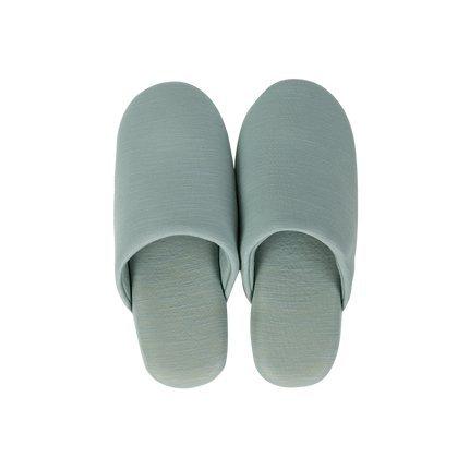 Colore solido in autunno e inverno piscina piano anti-slittamento termica silenziosa coppie di colore solido cotone Lana semplice pantofole per uomini tè luce L (41-42) La Ragazza, Blue M Codice (37-38)