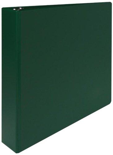 Sparco Produkte SPR03404 3-Ringbuch-1-.50in. Capacity-11in.x8-.50in -. Gr-ne