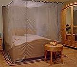 50dB Luxus Kasten-Baldachin aus Aaronia-Shield, 3,0x2,2x2,2m (für Doppelbett)