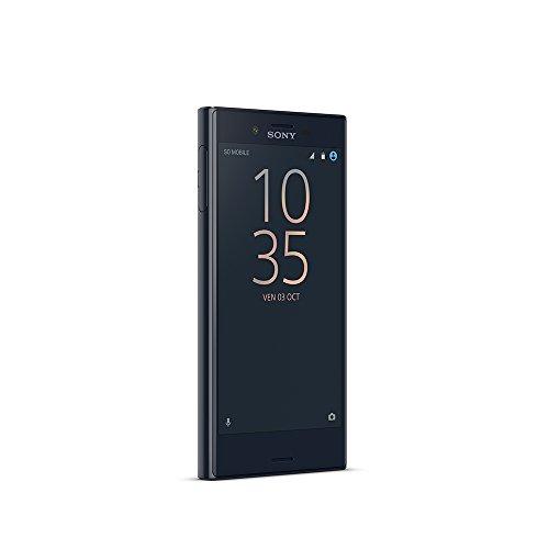 Sony Xperia X Compact 4 6  SIM   nica 4G 3GB 32GB 2700mAh Negro - Smartphone  11 7 cm  4 6    32 GB  23 MP  Android  6 0  Negro