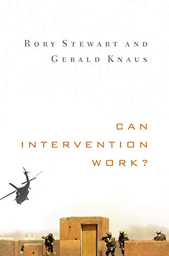 Can Intervention Work? di Rory Stewart,Gerald Knaus