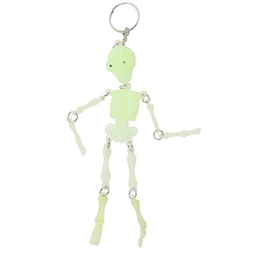in The Dark Spooky Skeleton Schlüsselanhänger ()