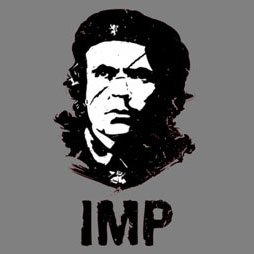 TEXLAB - GoT: Imp - Langarm T-Shirt Weiß