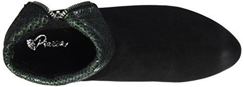 ALPINA 680267, Scarpe da Escursionismo Unisex-Adulto Nero (Schwarz (schwarz 1))