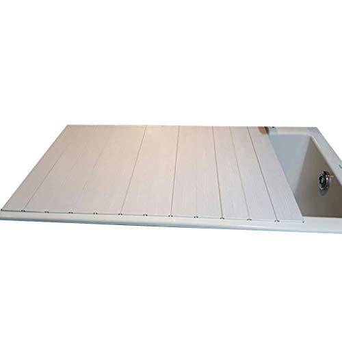 Outdoor-Schlafsack Badewannenabdeckung staubdicht Faltende Isolierung Badabdeckung Lagerung (größe : 169 * 70 * 0.65cm)