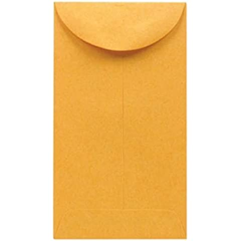 Centurion Coin Envelopes 5-1/2 In. X 3-1/8 In. 500 / Boxed by Centurion