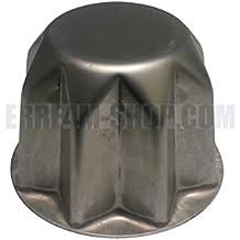 Stampo per pandoro da 100 grammi in alluminio professionale