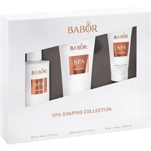 Dr Babor SPA Shaping Collection (Duschgel 200ml+Body Lotion 200ml+Peeling 50ml), 1 Stück - Body Lotion-peeling
