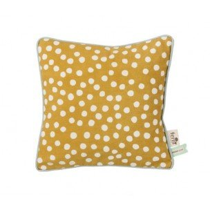 Dots Cushion- Curry